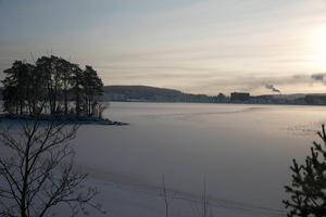 Nordic Iron Ore får bryta malm under de södra delarna av Väsman under minst 25 år, enligt tillståndet.