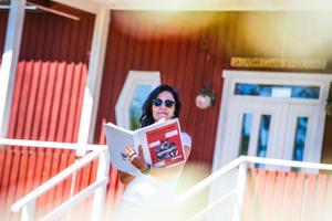 Skenstafestivalen går av stapeln i Skenshyttan i sommar och arrangören Andrea Edwards är peppad.