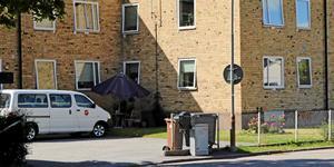 Härbärget Gnista i Almby är ett stöd för hemlösa.