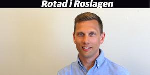 Rospiggarna lagkapten Andreas Jonsson är den fjärde idrottaren i NT-sportens serie Rotad i Roslagen.