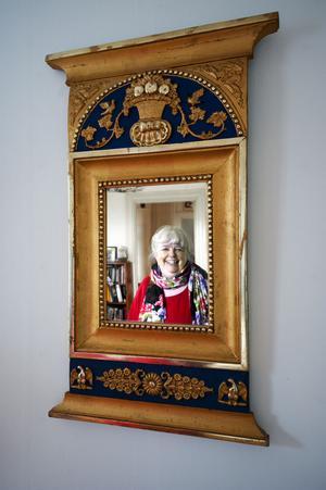 Mormors spegel.