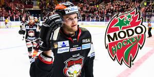 Kim Rosdahl gjorde under vintern 44 SHL-matcher för Malmö och svarade för 7 (3+4) poäng. Foto: Petter Arvidson/BILDBYRÅN