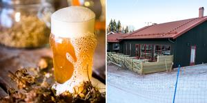 Nya skidrestaurangen i Granberget har beviljats permanent alkoholtillstånd.
