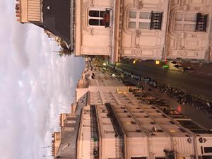 Utsikten från Grand Hotel.Fotograf: Agneta Rickardsson