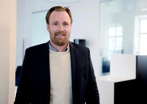 Hampus Jonsson, Norrlandsmäklarna Sundsvall.