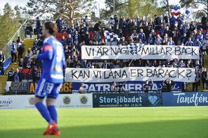 I derbyt mot Östersund basunerade Patronerna ut