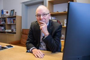 Arkivbild. Mats Dahlberg, moderat kommunalråd.