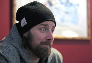Mattias Karlsson fyllde nyss 34 år, och brinner efter att få visa att han fortfarande håller i SHL: