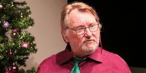 """Sören Ivemyr – en av nio skådespelare i Hammarteaterns uppsättning av """"En bit utanför stan"""" som har premiär på lördag."""