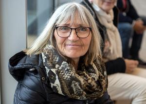 Diana Holmberg, 75, pensionär, Sundsvall