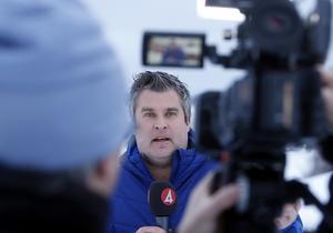 Marcus Noterius har på kort tid blivit en av de mest uppskattade medarbetarna på TV4.