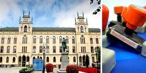 Konflikten inom Örebro kommun fortsätter. En mellanchef på tekniska förvaltningen har nu äntligen fått läsa en rapport om sig själv. Foto: Björn Larsson Ask / SvD och Håkan Risberg/NA