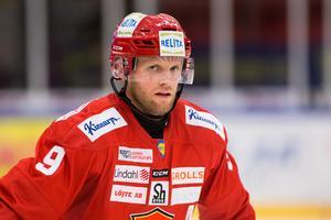 Tony Mårtensson kommer inte spela i VIK nästa säsong. Han väntas istället stanna i Almtuna. Foto: Tobias Sterner / BILDBYRÅN
