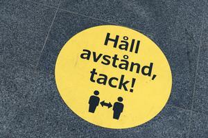Myndigheternas rekommendationer bör följas, påpekar Nicklas Östling. Foto: Johan Nilsson/TT