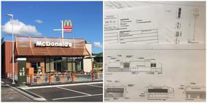 Ansökan kom in i slutet av mars och nu är bygglovet beviljat.