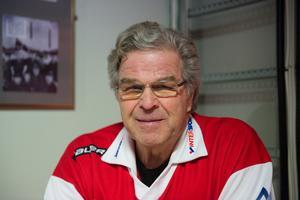Ulf Rydberg, 68, pensionär, Njurunda.