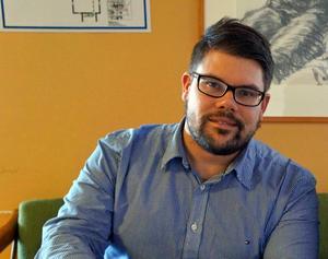 Jonas Hillerström (KD) är fritidspolitiker i Borlänge.