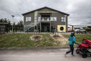 Slättaskogens förskola.