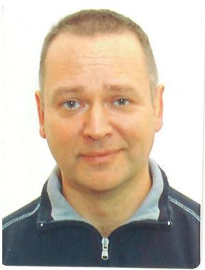 Jerk Wiberg är gruppchef för gränspolisens arbetsplatskontroller som var med under tillslaget i Glasberga och omhändertog åtta personer utan arbetstillstånd.