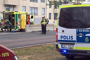 Kvinna avled efter att ha blivit påbackad vid Munksjöstaden.