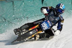 Martin Haarahiltunen från ÖMK Rundbana är en av fyra Ö-viksförare som kör VM-kval på lördag. Bild: LS Photo