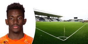 Det var efter matchen på Linköping Arena som Mamadouba Diaby blev knivskuren. Foto: Bildbyrån/Josefine Loftelius