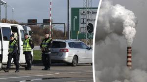 Sverigedemokraternas linje med låg invandring liksom att vi behåller kärnkraften är bäst för miljön, enligt insändarskribenten.Bilder: Erland Viberg/TT / Andy Wong/TT