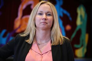 Förvaltningen går med ett underskott de två första månaderna. Det beror på att verksamheten är för stor i förhållande till budget, anser socialchef i Mora kommun, Marie Ehlin.
