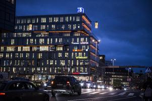 Aftonbladets kontor i Stockholm. Foto: Lars Pehrson / SvD / TT /