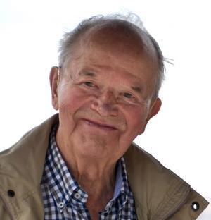 Lars Ericsson har avlidit, 98 år gammal.