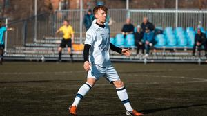 Patrik Holmström stod för en kanonsäsong när Rådmansö vann division 5 – och får nu chansen att visa upp sina färdigheter på en högre nivå 2019. Foto: Karl Bergsten