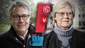 Ola Saaw (M) och Elizabeth Salomonsson (S) ska styra tillsammans med L och V.