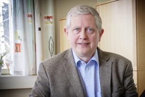 Thomas Winqvist är förbundschef på Hälsinglands utbildningsförbund.