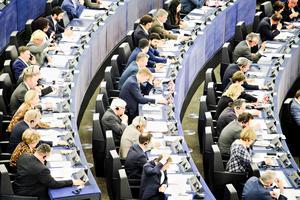 Om knappt tre veckor är det val till Europaparlamentet.