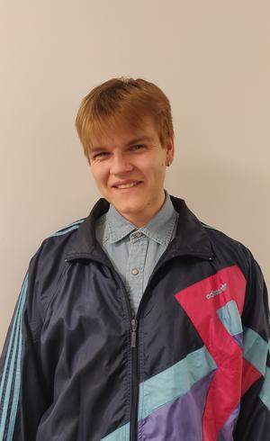 André Vingård är uppvuxen i Linghed. Snart står har på Norrlandsoperan.