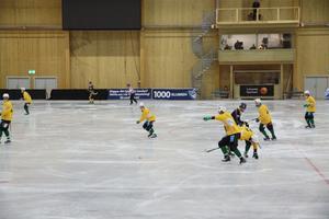 Leksand Sparbank Cup spelades i Rättvik från torsdag till söndag. Totalt 36 matcher spelades.