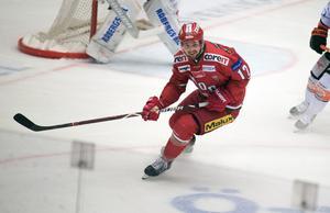 Magnus Häggström jagar sin första poäng för säsongen.