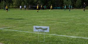 På Mölnbo IP spelade föreningens lag matcher.