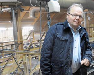 Olle Larsson har drivit Fiskarhedens Trävaru i 30 år och företaget gör nu en av sina största investeringar.