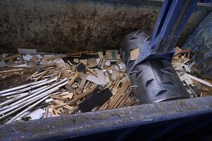 Det är viktigt att avfall återvinns och kommer till nytta igen, skriver Anders Gunnarsson. Foto: Janerik Henriksson / TT.