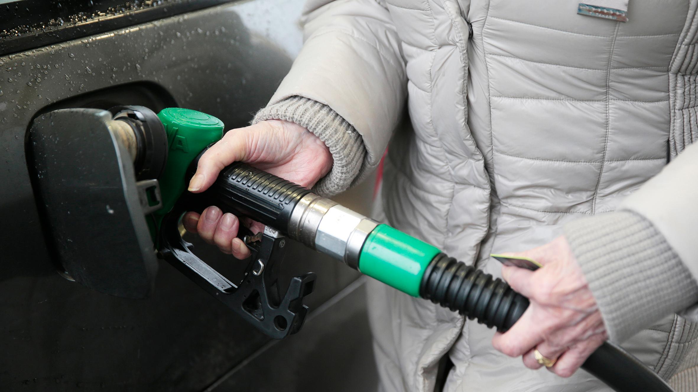 Dieseln slar ut bensinen