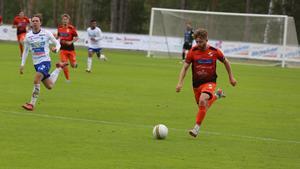 Sam Alderson har varit i målform de senaste matcherna, så även denna gång vilket gav två mål i matchen från honom.