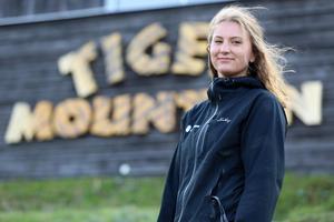 Johanna Berglund, djurvårdare.