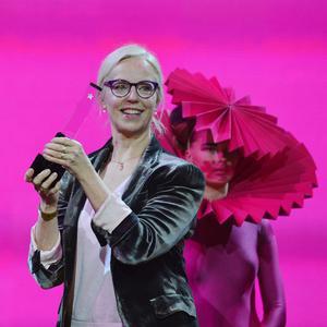 Anne Sofie Von Otter inleder säsongen i Gävle Konserthus. Bild: TT