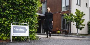 Priset på bostadsrätter i Gävle har fördubblats sedan 2010. Bild: Länsförsäkringar Fastighetsförmedling
