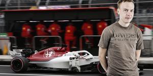 Marcus Ericsson blev nia i Mexikos GP men var rasande efteråt. Foto: Marco Ugarte/TT