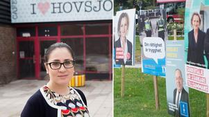 Broula Barnohro Oussi på Hovsjö forum tror att insatserna de gör kommer att synas först i valen om fyra till åtta år.