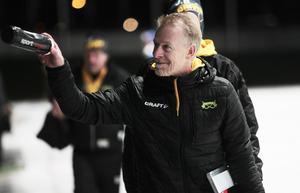 Lännart Nilzon erkänner att det inte varit helt lätt den här säsongen, där Ljusdal slirat bort från den absoluta toppen i allsvenskan.