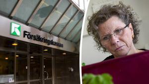 Åsa E Melander ger inte upp. Hon mejlbombar ånyo alla politiker före valet. Bilder: TT och Klas Leffler
