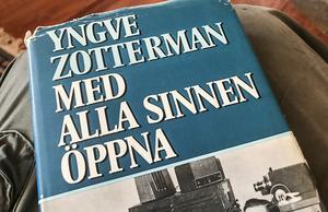 Yngve Zotterman på lärarhögskolan sa att Jonas skulle rikta in sig på läkarlinjen.